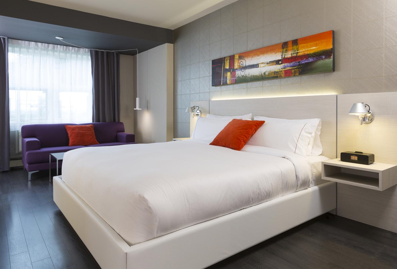 Hotel Sepia Quebec City