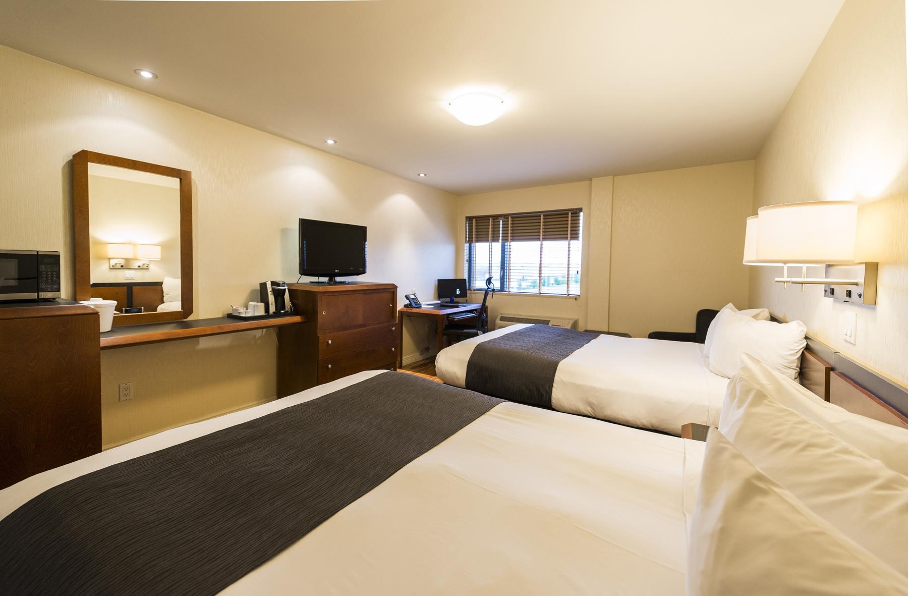 Hotel Et Suite Dauphin Quebec
