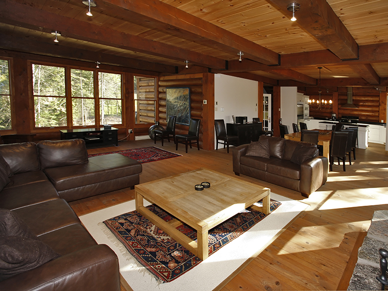 chalet 4 chambres